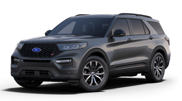 New 2020 Ford Explorer ST SUV for sale in Jersey City